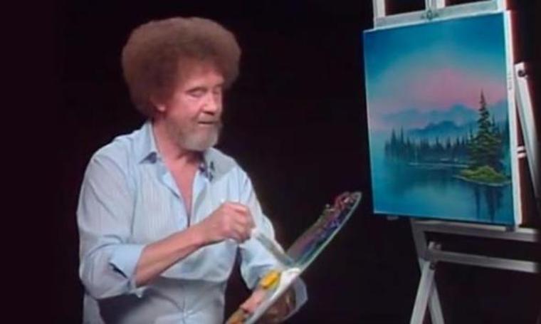 'Ressam Amca' olarak tanıdığımız Bob Ross ressam değilmiş 1