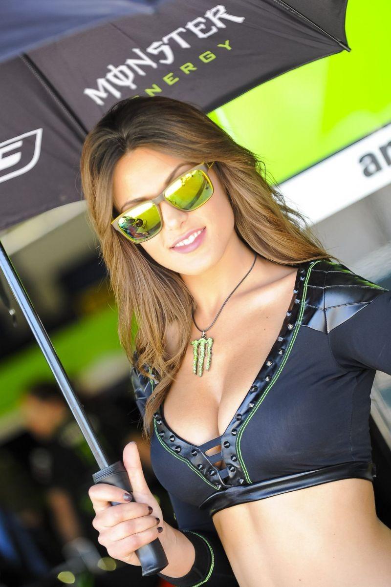 MotoGP kızları nefes kesti 4