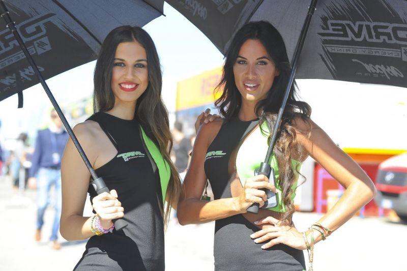 MotoGP kızları nefes kesti 6