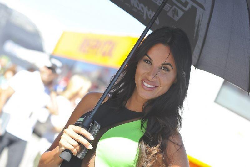 MotoGP kızları nefes kesti 8