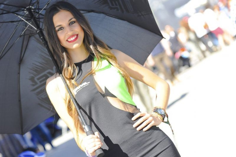 MotoGP kızları nefes kesti 9