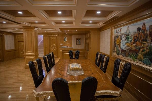 Dubai Emiri, Türkiye'de altın kaplamalı malikane yaptırdı! 1