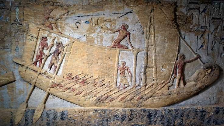 4 bin 400 yıllık mezar bulundu Bir benzeri yok 1