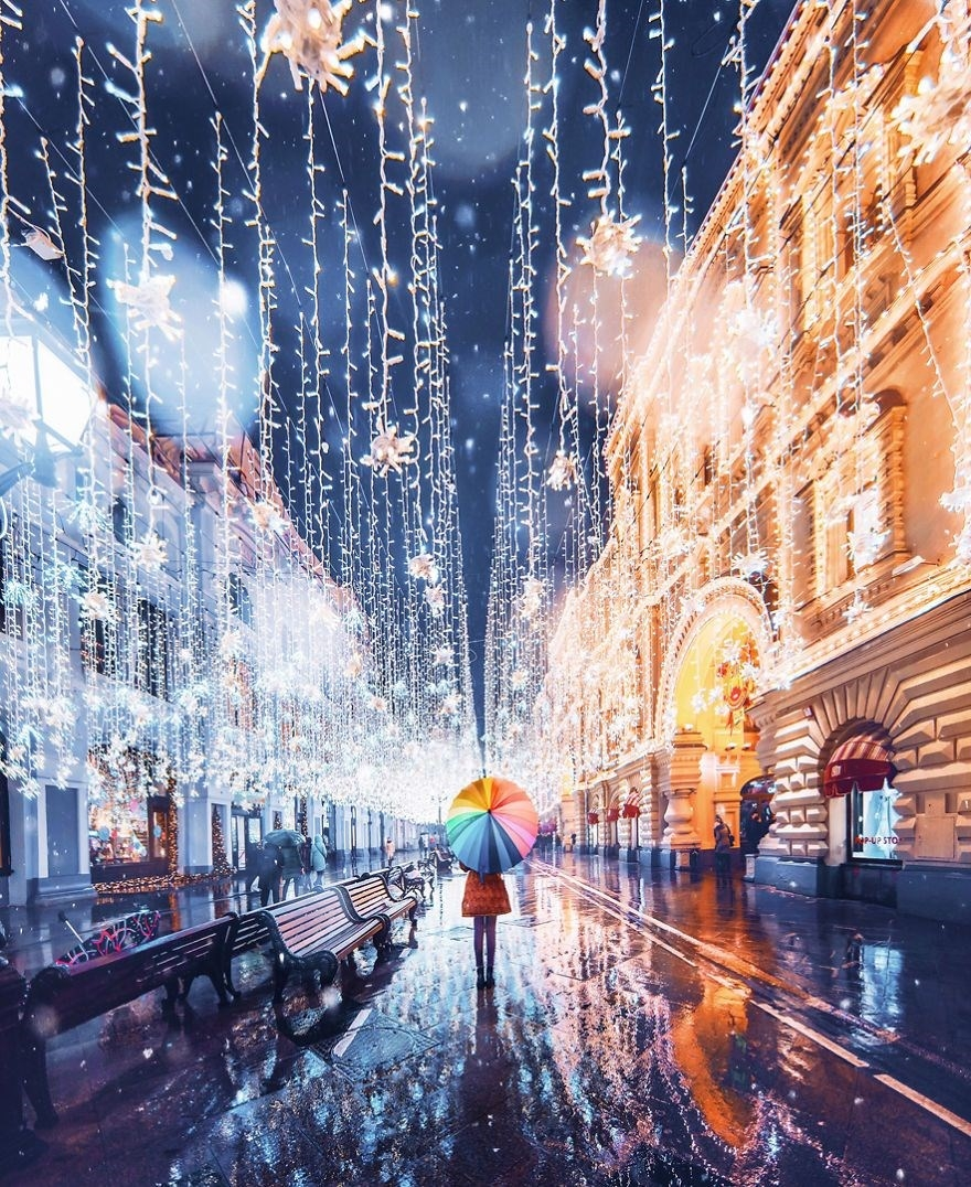Moskova'dan Masalsı Kareler 1