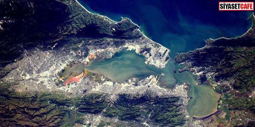Uzaydan Çekilmiş Muhteşem Kareler