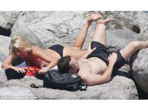 Kayalıklarda aşk başkadır!