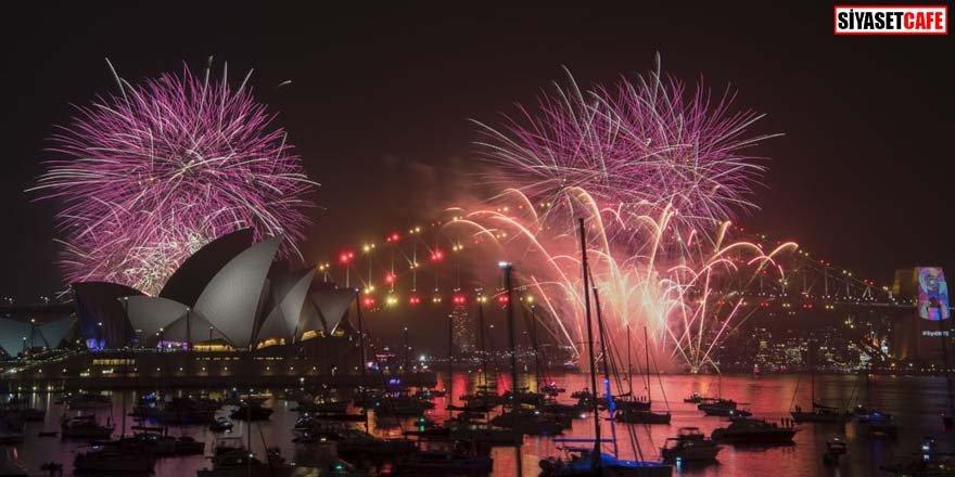 2019'a ilk 'Merhaba' diyen ülke Yeni Zelanda oldu