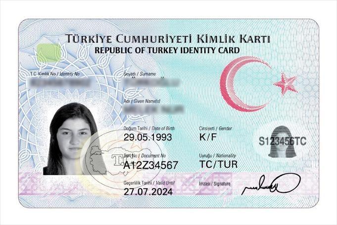 Kimlik kartınızdaki gizli şifreleri biliyor musunuz? 1