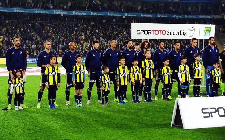 Fenerbahçe'de sezon sonunda hangi futbolcular ayrılacak? 1