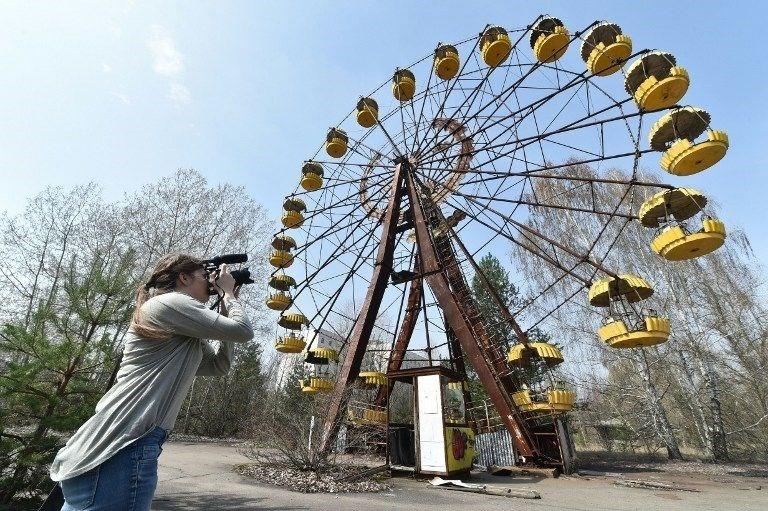 Faciadan 33 Yıl Sonra Çernobil Manzaraları 1