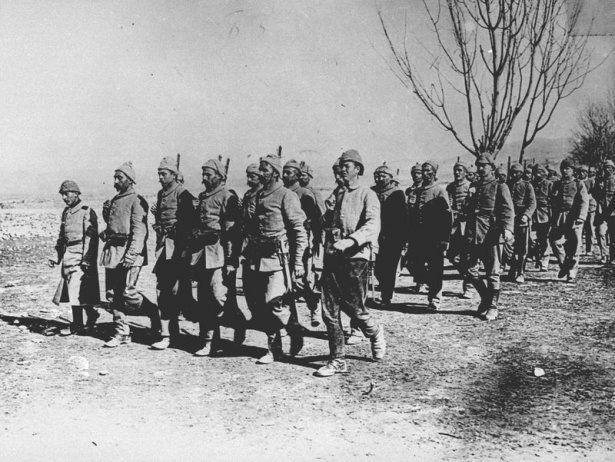 1. Dünya Savaşı'nın özel kareleri 10