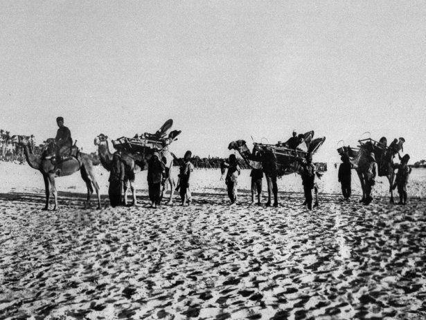 1. Dünya Savaşı'nın özel kareleri 11