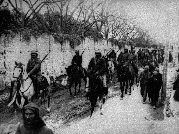 1. Dünya Savaşı'nın özel kareleri 12