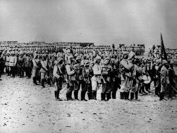 1. Dünya Savaşı'nın özel kareleri 21