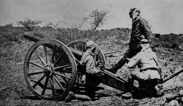 1. Dünya Savaşı'nın özel kareleri 4