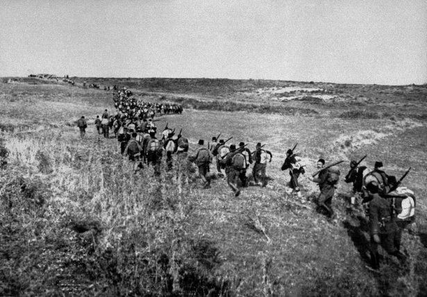 1. Dünya Savaşı'nın özel kareleri 5