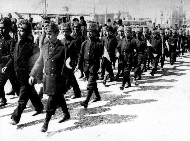 1. Dünya Savaşı'nın özel kareleri 6