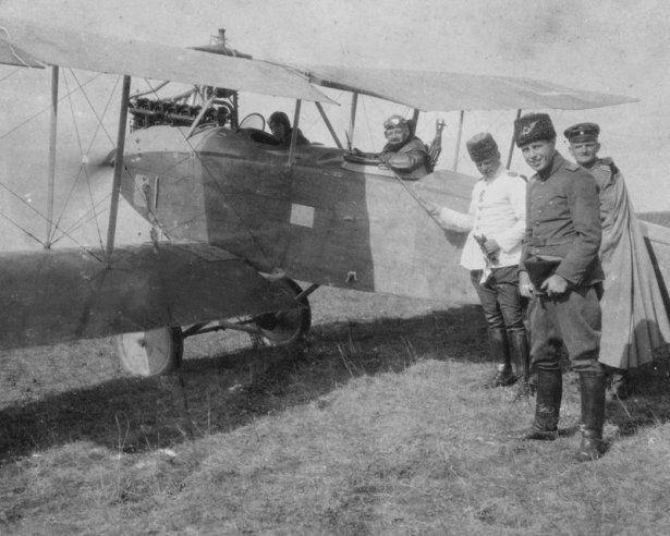 1. Dünya Savaşı'nın özel kareleri 7