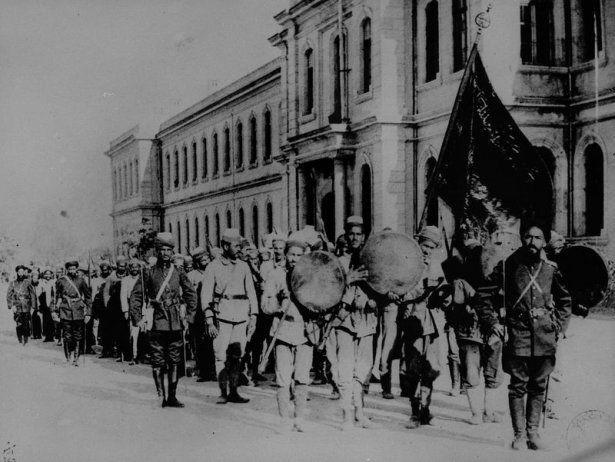 1. Dünya Savaşı'nın özel kareleri 8