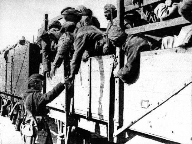 1. Dünya Savaşı'nın özel kareleri 9