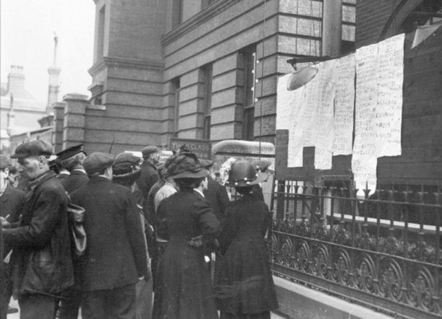 Titanik'in yayınlanmayan resimleri 1