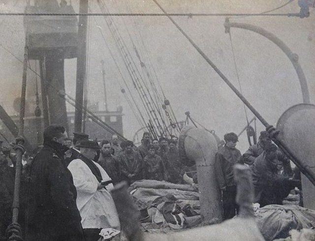 Titanik'in yayınlanmayan resimleri 10