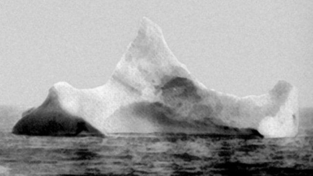 Titanik'in yayınlanmayan resimleri 11