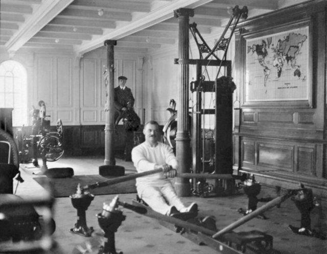 Titanik'in yayınlanmayan resimleri 13