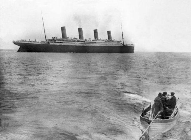 Titanik'in yayınlanmayan resimleri 15