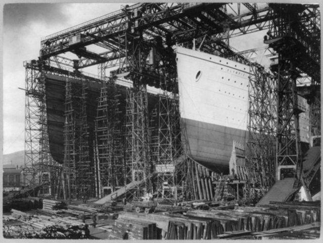 Titanik'in yayınlanmayan resimleri 2