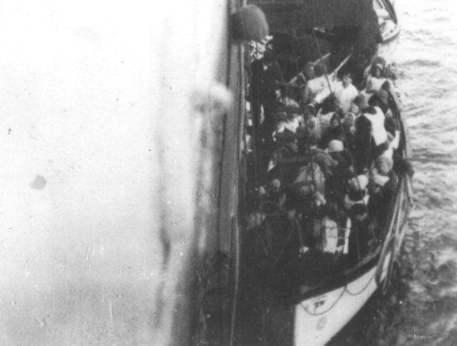 Titanik'in yayınlanmayan resimleri 3