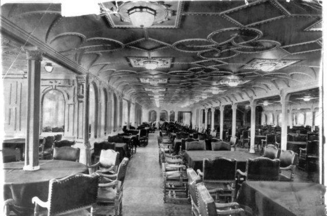 Titanik'in yayınlanmayan resimleri 6