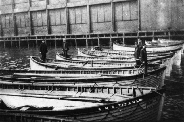 Titanik'in yayınlanmayan resimleri 7