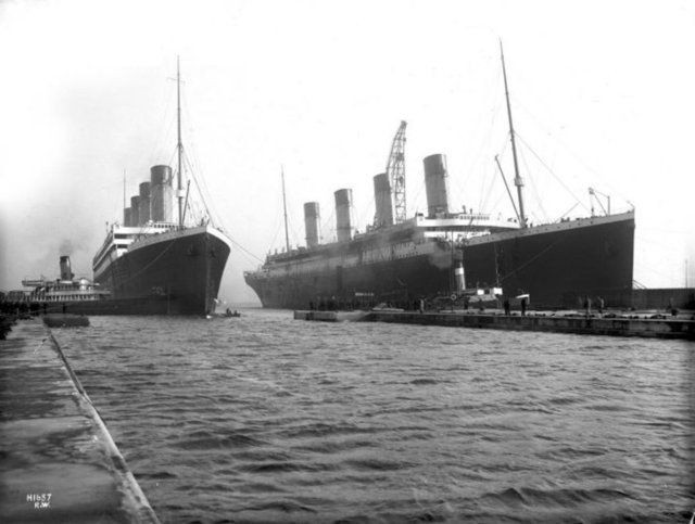 Titanik'in yayınlanmayan resimleri 9