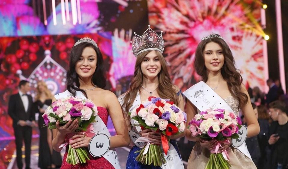 'Rusya'nın en güzeli' 20 yaşındaki Alina Sanko oldu 1