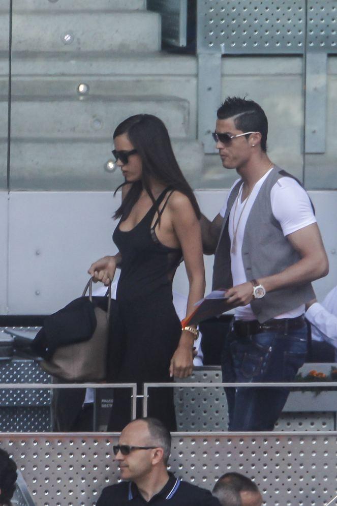 Cristiano Ronaldo - Irina Shayk ilişkisi reklam amaçlı çıktı! 1