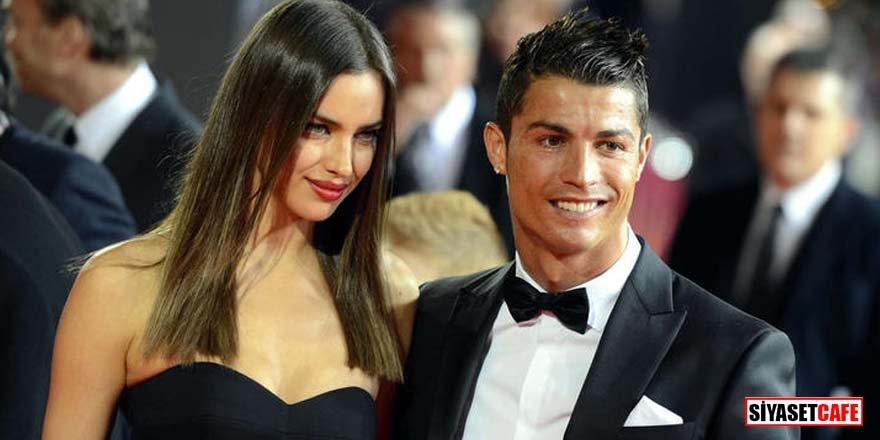 Cristiano Ronaldo - Irina Shayk ilişkisi reklam amaçlı çıktı!