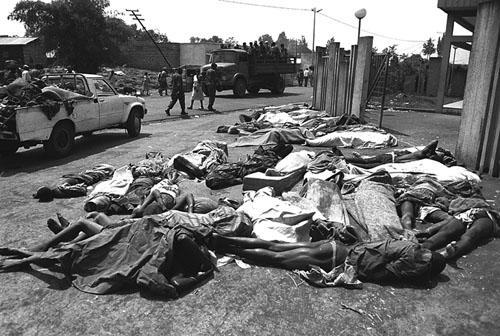 Resimlerle Ruanda Katliamı 1