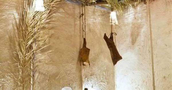 Hz.Muhammed'in evi işte böyleydi 11
