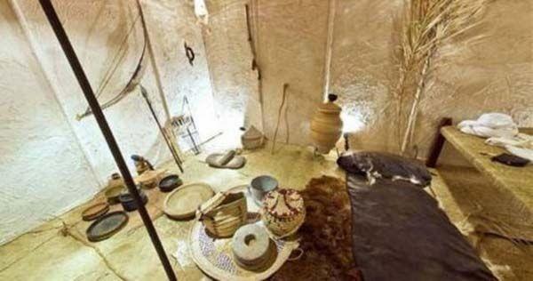 Hz.Muhammed'in evi işte böyleydi 3