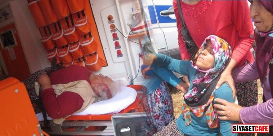Çadırların altında kaldılar Antalya'yı hortum vurdu