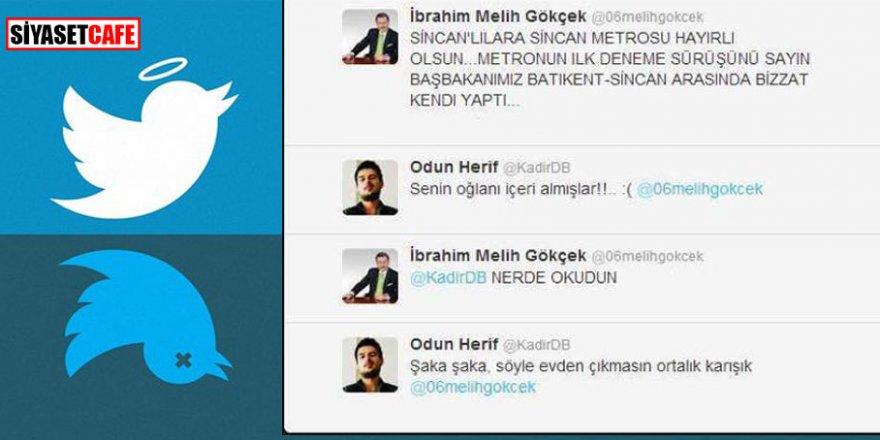 Twitter'da siyasilerin attığı birbirinden ilginç twitler!