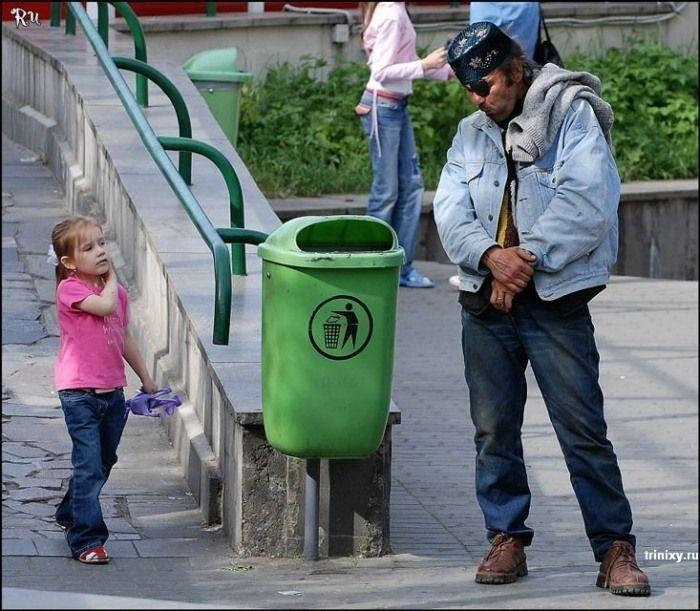 Moskova'dan sokak manzaraları 16