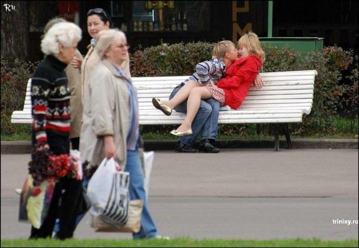 Moskova'dan sokak manzaraları 5