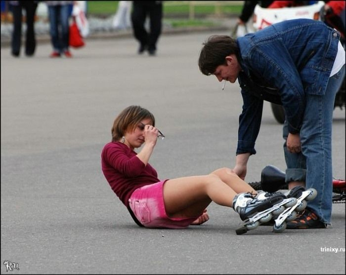 Moskova'dan sokak manzaraları 6