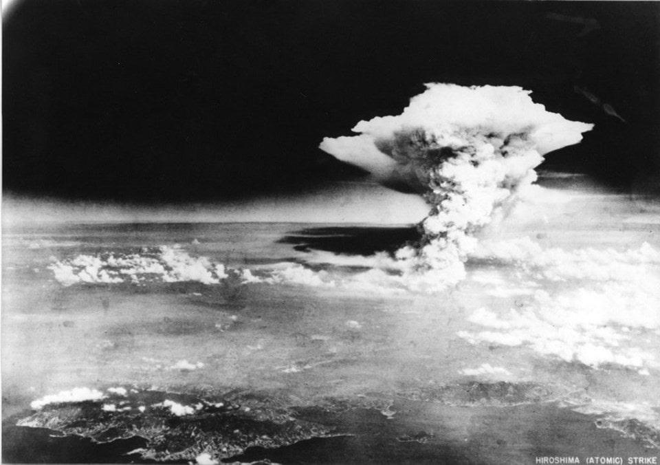 Hiroşima faciasının üzerinden 74 yıl geçti 1