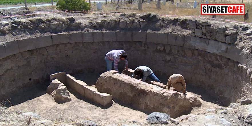 Sultan Alaaddin'in mezarı Erzurum'da bulundu