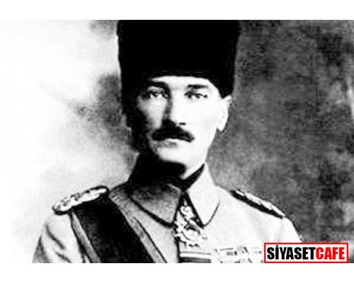 30 Ağustos Zafer Bayramı'na özel  Atatürk Resimleri 1