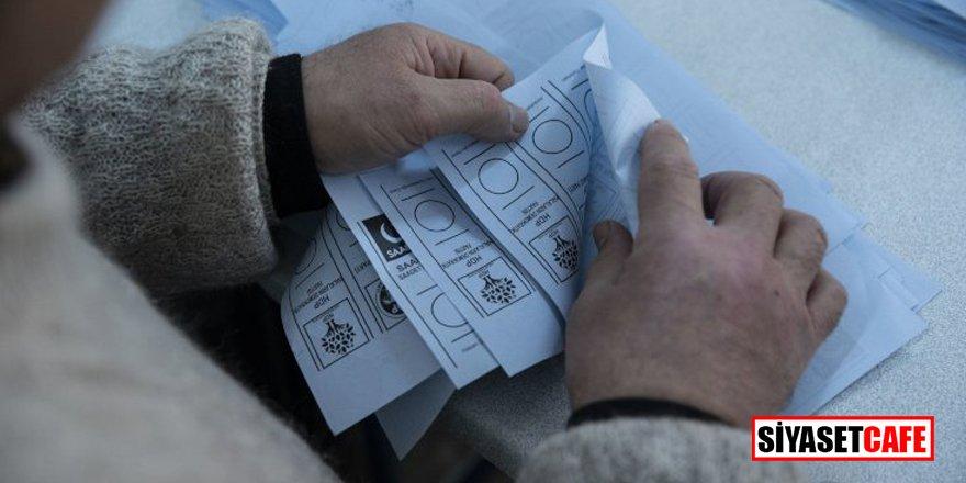 Son seçim anketinden çarpıcı sonuçlar! İşte birinci parti