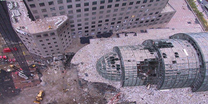 18. Yıl dönümünde hiç görülmemiş 11 Eylül Saldırısı fotoğrafları